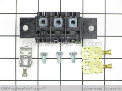 GE Block-Terminal WE04X10095 from AppliancePartsPros.com