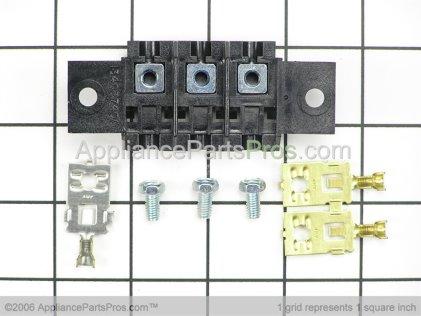 GE Block-Terminal WE04X10095 from AppliancePartsPros.com