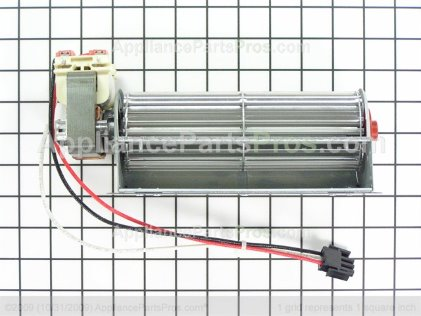 GE Blower Tangential Asm WB26T10060 from AppliancePartsPros.com