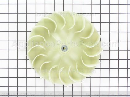 GE Blower Wheel W/nut in WE16M17 from AppliancePartsPros.com