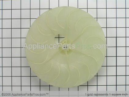 GE Blower Wheel WE16M15 from AppliancePartsPros.com