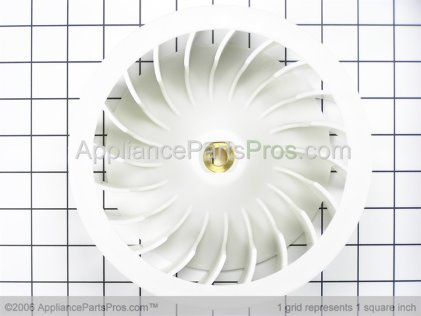 GE Blower Wheel WE16X10002 from AppliancePartsPros.com