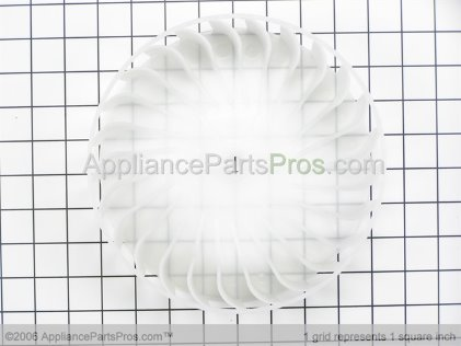 GE Blower Wheel WE16X28 from AppliancePartsPros.com
