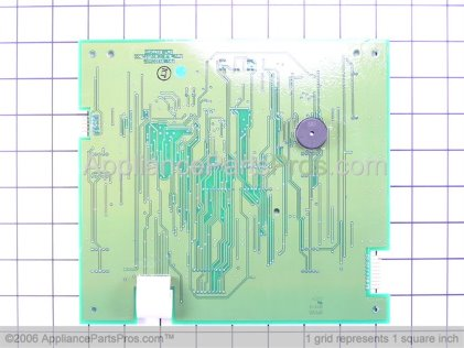 "GE Board Asm 36"" Display WB27T10366 from AppliancePartsPros.com"