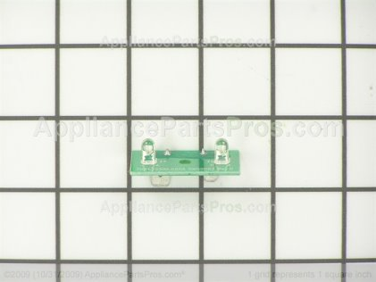 GE Board Asm Disp Lighting WR55X10899 from AppliancePartsPros.com
