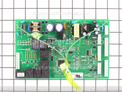 GE Main Control Board WR55X10956 from AppliancePartsPros.com