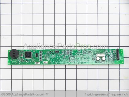 GE Board Hmi Contrl WR55X10159 from AppliancePartsPros.com