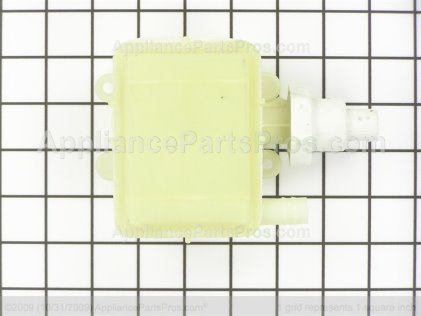 GE Body Valve &amp; Check Assembly WD22X10024 from AppliancePartsPros.com