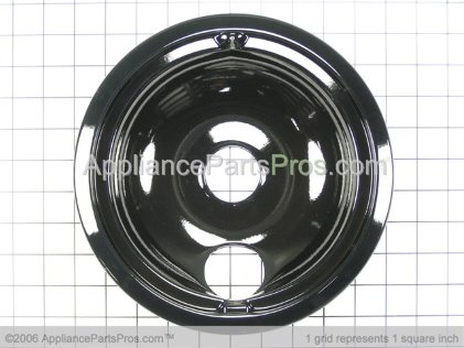 GE Bowl 8IN.BLACK WB32X5069 from AppliancePartsPros.com
