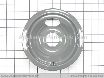 "GE Bowl Burner 6"" WB31T10012 from AppliancePartsPros.com"