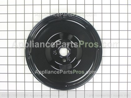 GE Bowl Burner WB31K10123 from AppliancePartsPros.com