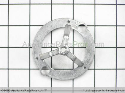 GE Bracket-Burner Med WB02K10006 from AppliancePartsPros.com