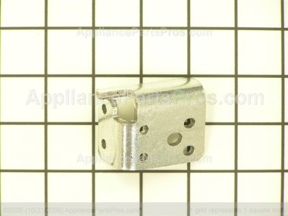 GE Bracket, Handle WB02T10278 from AppliancePartsPros.com
