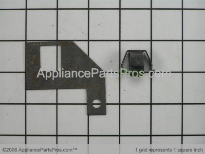 GE Bracket Kit WR49X313 from AppliancePartsPros.com