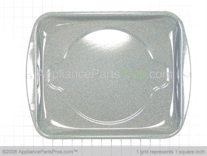 GE Broil Pan Set WB48X10056 from AppliancePartsPros.com