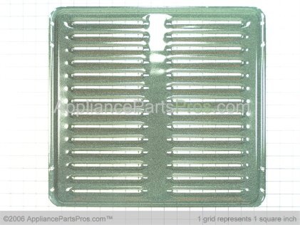 GE Broiler Pan Rack WB48K2 from AppliancePartsPros.com
