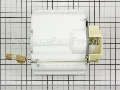 GE Bucket & Auger Assembly Dispenser WR17X10366 from AppliancePartsPros.com