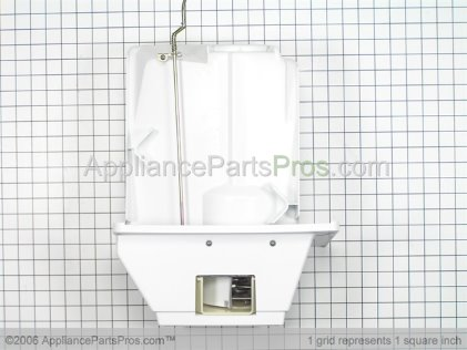 GE Bucket & Cover WR17X4259 from AppliancePartsPros.com