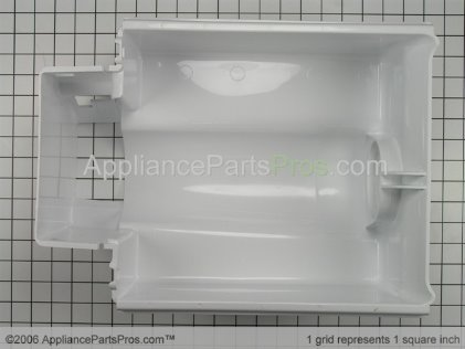 GE Bucket, Ice Dispenser WR30X10016 from AppliancePartsPros.com