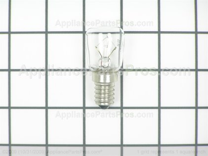 GE Bulb 25W WB02X10413 from AppliancePartsPros.com
