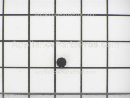 GE Bumper (black) WB2K15 from AppliancePartsPros.com