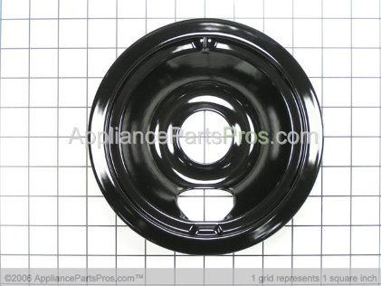 "GE Burner Bowl 6"" WB31M20 from AppliancePartsPros.com"