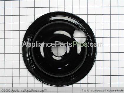 GE 8 Inch Burner Bowl WB31M19 from AppliancePartsPros.com