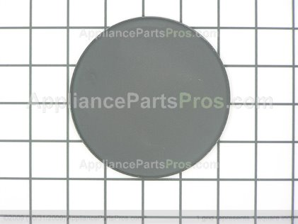 GE Burner Cap-Gray Rt. Frt. WB13T10031 from AppliancePartsPros.com