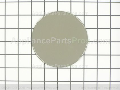 GE Burner Cap Rt.frt.-Bqt WB13T10030 from AppliancePartsPros.com