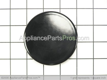 GE Burner Cap WB29K10001 from AppliancePartsPros.com