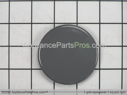 GE Burner Cap WB29K10002 from AppliancePartsPros.com