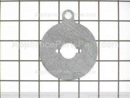 GE Burner Gasket WB04T10012 from AppliancePartsPros.com