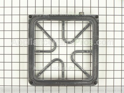 GE Burner Grate WB31K10038 from AppliancePartsPros.com
