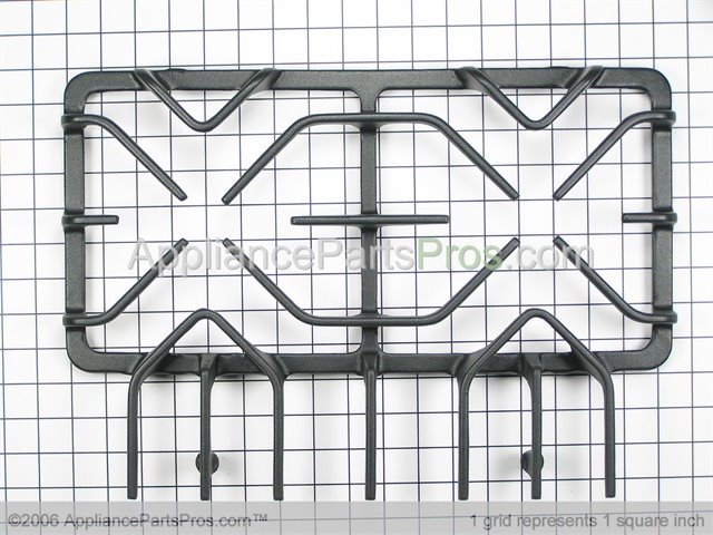 Ge Wb31k10047 Burner Grate Appliancepartspros Com