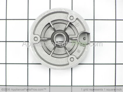 GE Burner Head Large WB16K10 from AppliancePartsPros.com