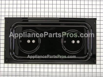 GE Double Burner Pan, Right WB32X10074 from AppliancePartsPros.com