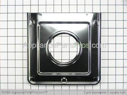 GE Burner Pan WB32X90 from AppliancePartsPros.com