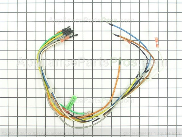 ge wb18t10408 burner wire harness appliancepartspros
