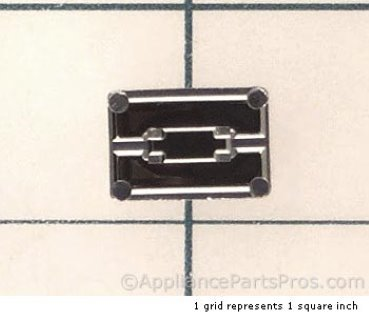 GE Button Switch WH1X2562 from AppliancePartsPros.com