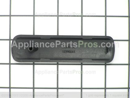 GE Cap Handle Bb WR12X10817 from AppliancePartsPros.com