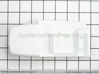 GE Cap Shelf Front Lh WR02X10790 from AppliancePartsPros.com