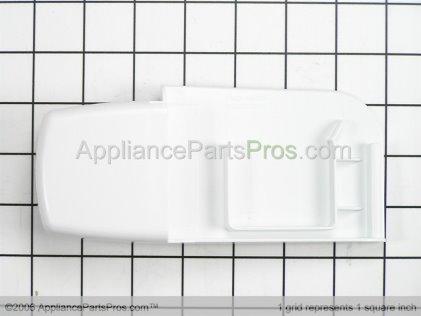 GE Cap Shelf Front Lh WR02X10790 from AppliancePartsPros.com
