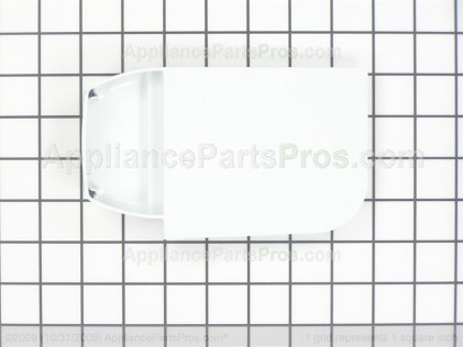 GE Cap Shelf Front Fz WR02X10962 from AppliancePartsPros.com