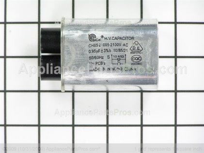 GE Capacitor Hv WB27X10968 from AppliancePartsPros.com