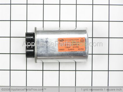 GE Capacitor WB27X10280 from AppliancePartsPros.com