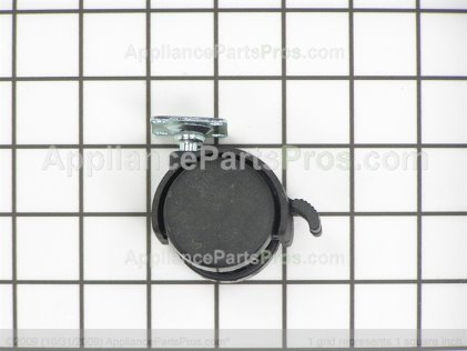 GE Castors-Rear WJ05X10037 from AppliancePartsPros.com