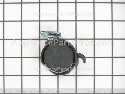 GE Castors-Rear WJ05X10037 from AppliancePartsPros.com