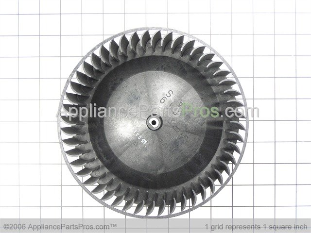 Squirrel Cage Fan Blades : Ge wj centrifugal fan appliancepartspros