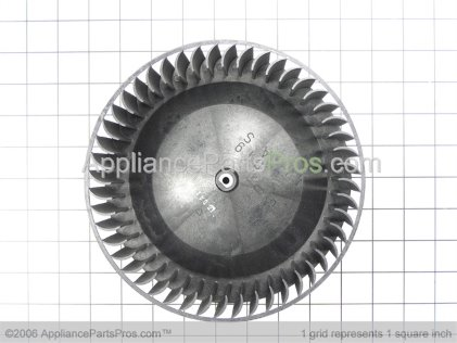 GE Centrifugal Fan WJ73X10008 from AppliancePartsPros.com