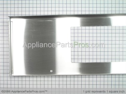 GE Clad Ss Door Outer Fz WR99X10052 from AppliancePartsPros.com